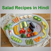 Salad Recipes in Hindi icon