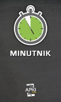 Minutnik poster
