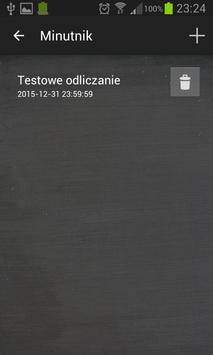 Minutnik screenshot 2