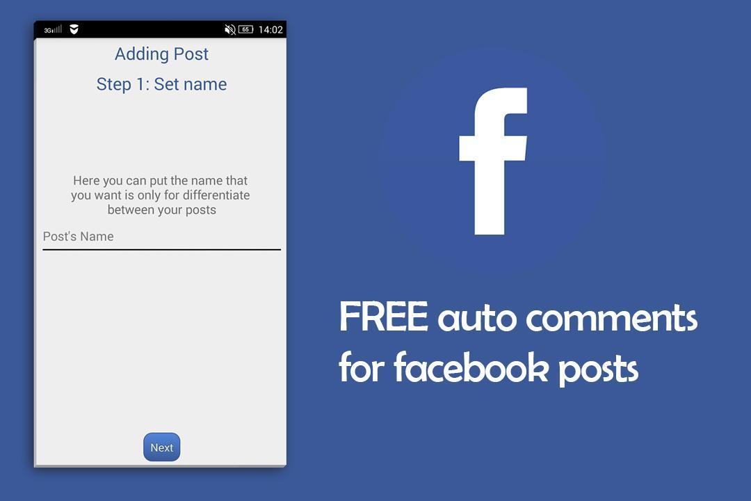 auto comments for Android - APK Download