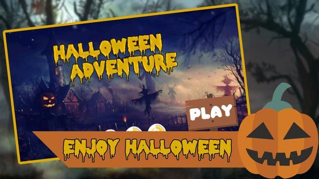 Halloween Adventure pro poster