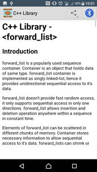 Learn C++ Standard Library screenshot 4