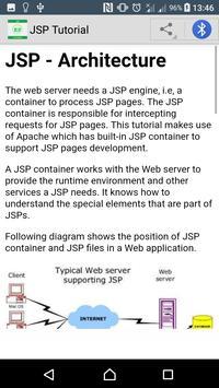 Learn JSP screenshot 1