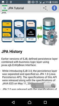 Learn JPA screenshot 2