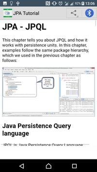 Learn JPA screenshot 5