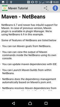 Learn Maven screenshot 2