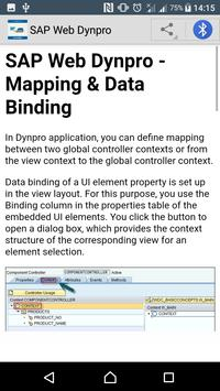 Learn SAP Web Dynpro screenshot 2