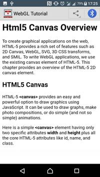 Learn WebGL for Android - APK Download