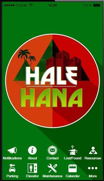 Hale Hana poster