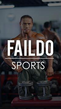 Faildo Sports poster