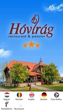 Hovirag App poster
