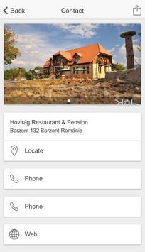 Hovirag App screenshot 2
