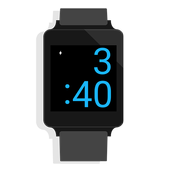 BIG Watch Face - Fonts, Colors icon