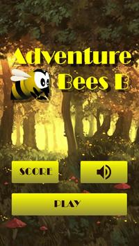 Adventure Bees B poster