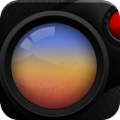 Thermal Vision Camera Effect icon