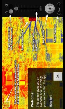 Thermal Vision Camera Effect poster