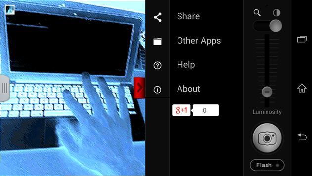 XRay Scanner Camera Effect screenshot 5