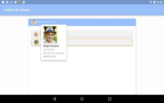 Le Cahier de Liaison apk screenshot