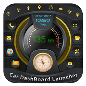 Car Launcher For Android v1.9 (Premium) (Unlocked) (19.2 MB)