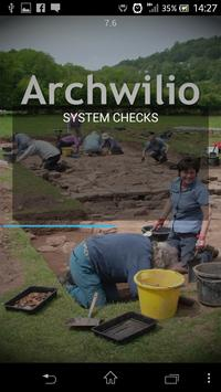 Archwilio - Welsh Archaeology poster