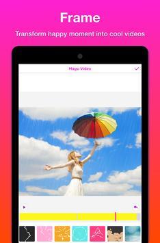 Video Editor Effect, Magic Video Music - MagoVideo apk screenshot