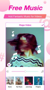 Video Editor Effect, Magic Video Music - MagoVideo screenshot 7