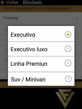 FROTAVIP Veículos screenshot 8