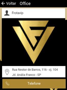 FROTAVIP Veículos screenshot 11