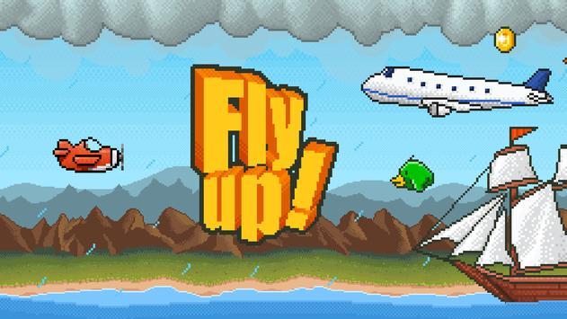 Fly up! screenshot 3