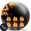 Fire Flames Contacts & Dialer