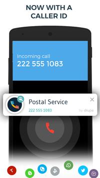 Contacts, Phone Dialer & Caller ID: drupe APK