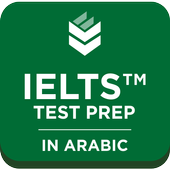 Evoca Prep for IELTS (Arabic) icon