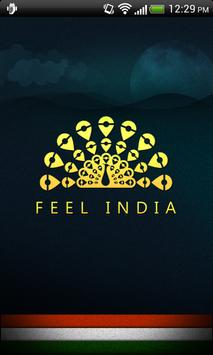 Feel India poster