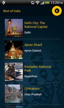 Feel India screenshot 1