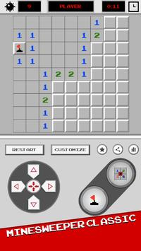 Minesweeper Classic 1995 poster