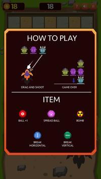 Balls Vs. Monsters War Endless Shooting Game screenshot 3