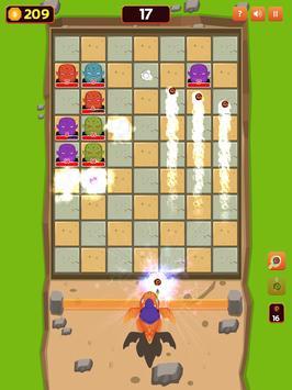 Balls Vs. Monsters War Endless Shooting Game screenshot 7