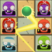 Balls Vs. Zombies War Endless Shooting Game icon