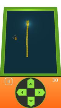 Snake3D.IO apk screenshot