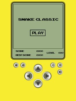 Snake Classic 1990s screenshot 5