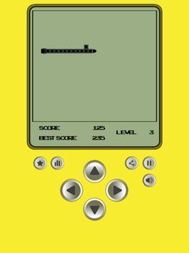 Snake Classic 1990s screenshot 8