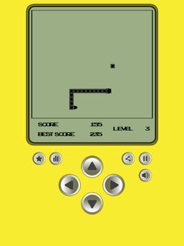 Snake Classic 1990s screenshot 12