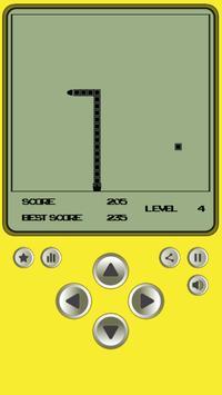 Snake Classic 1990s screenshot 1