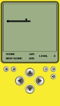 Snake Classic 1990s screenshot 3