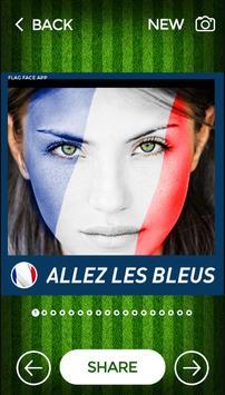 FaceApp Flag apk screenshot