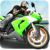 Moto Racing 3D ícone