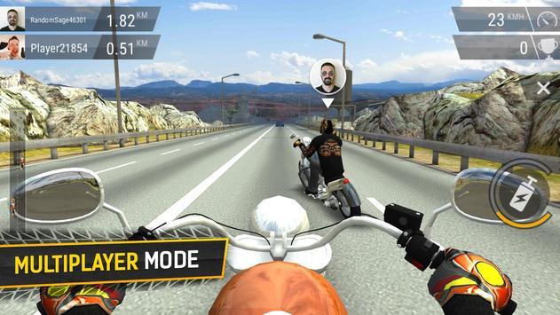Moto Racing 3D poster