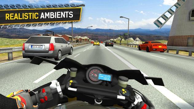 Moto Racing 3D screenshot 1