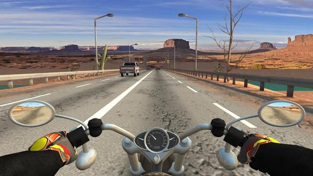 Moto Racing 3D apk screenshot