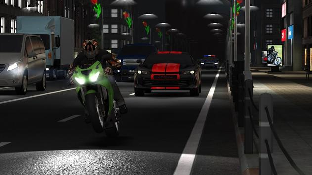 Racing Fever: Moto Poster